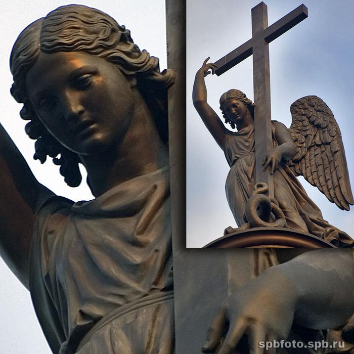 ангел лицо