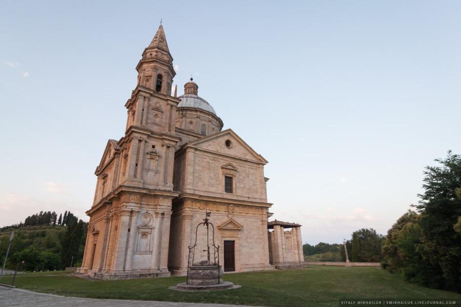 Монтепульчано (Montepulciano): город вина и бочек