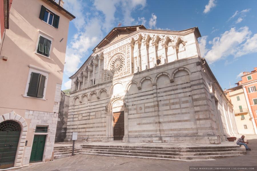 Каррара, Тоскана