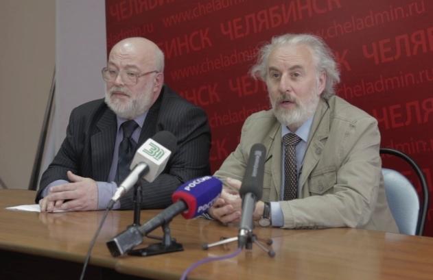 Константин Путник и Александр Дворкин