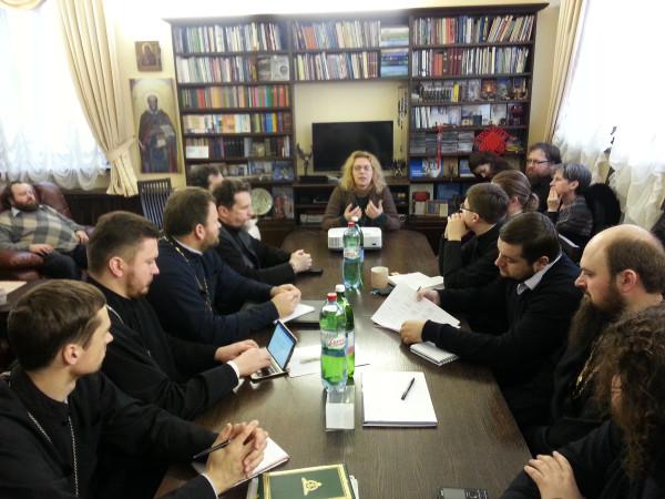 Астахова Лариса Сергеевна на совещании сектоведов в Минске