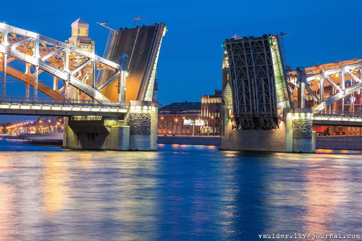 какие мосты в питере разводятся картинка ловим последние