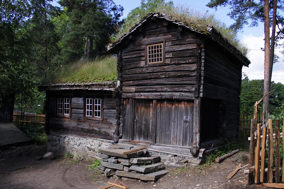 Крыши в Норвегии (12 фотографий), photo:9. Фото 9, Крыши в Норвегии (12 фотографий) .