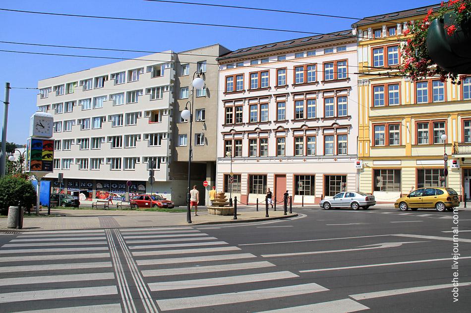 Город где встретились Бетховен и Гёте