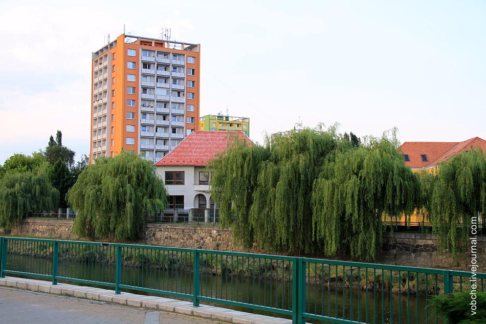 Бржецлав или рядовой чешский городок