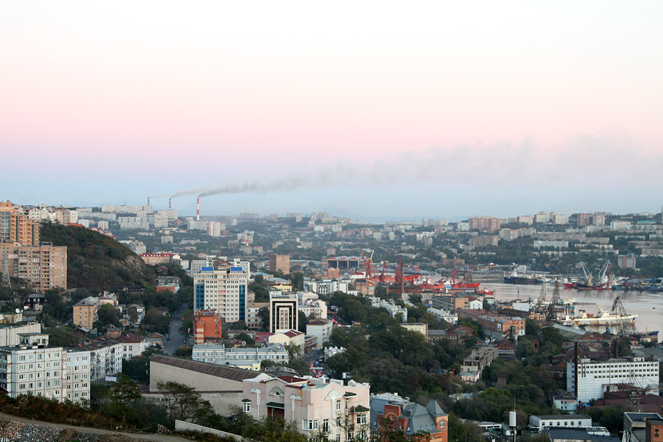 ПБДЭ. Подробности. День 1. Владивосток.