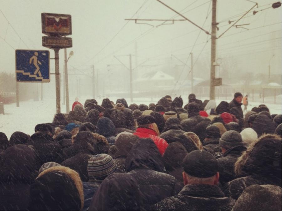 Хавер в Минске