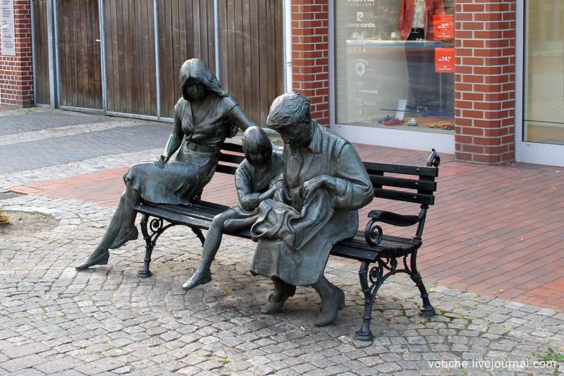 Ротенбург (Вюмме). Германия.
