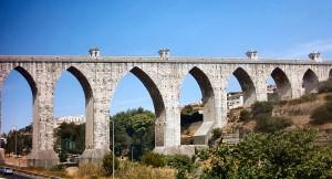 Акведук Агуас Livres Aqueduct (1732, 1834-1960s)