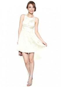 462a05e64b6 Lovebonito Teracott Dress $30SOLD! Size L Pale Gold Measurement: 17.5