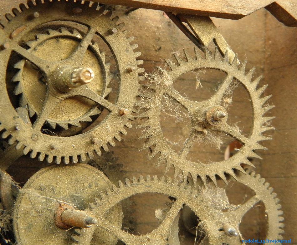 старинные часы-1