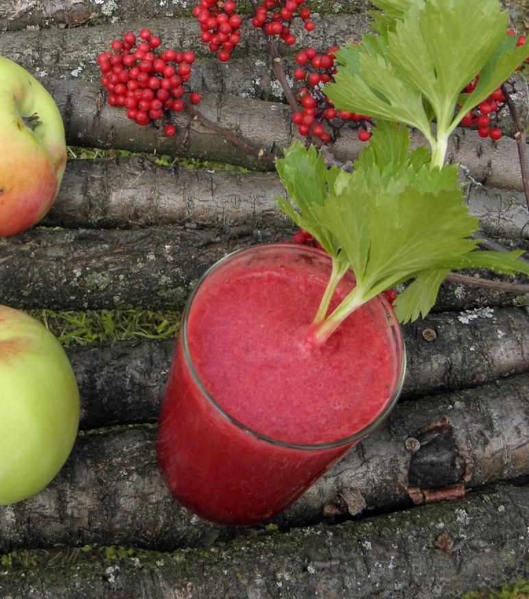 соки-овощная смесь