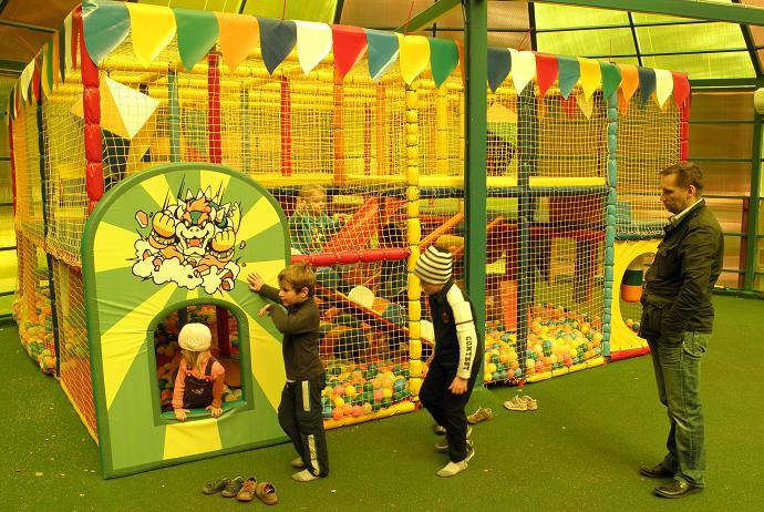 особые дети- парк- бассейн с шарами