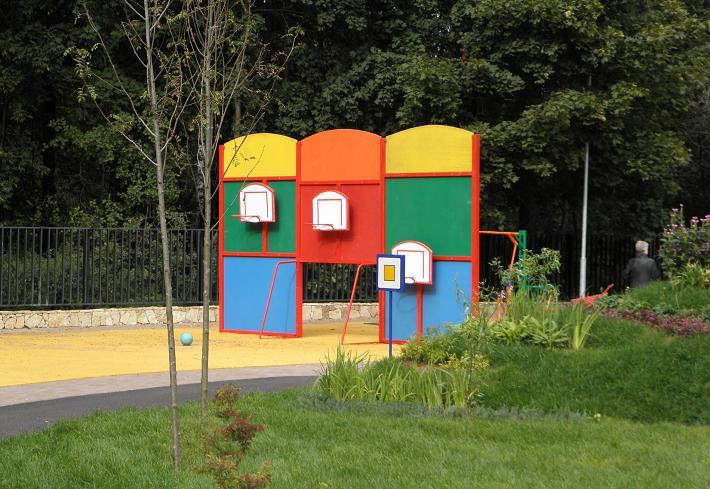 особые дети- парк- ворота