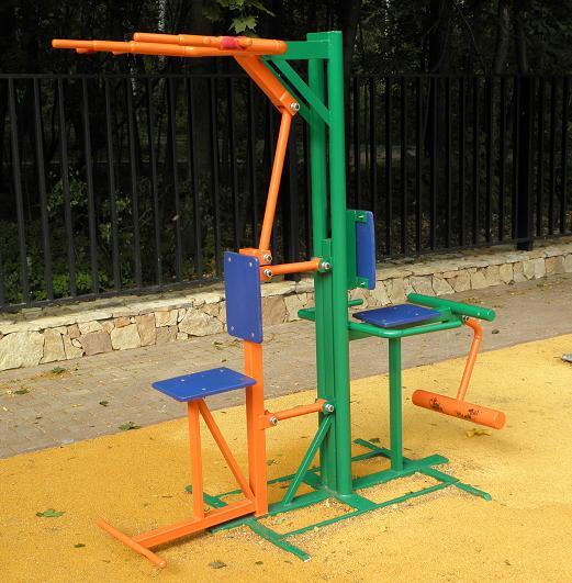 особые дети- парк-тренажёры1