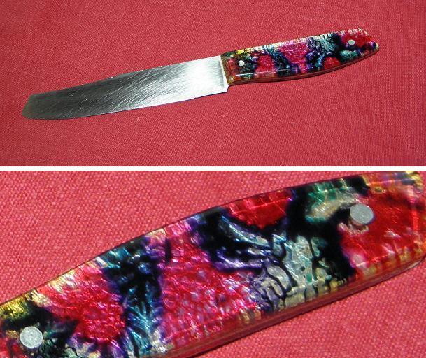 СССР-нож
