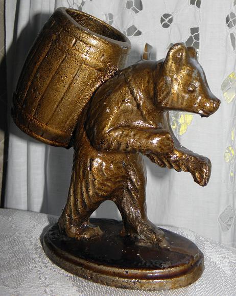 СССР- медведь