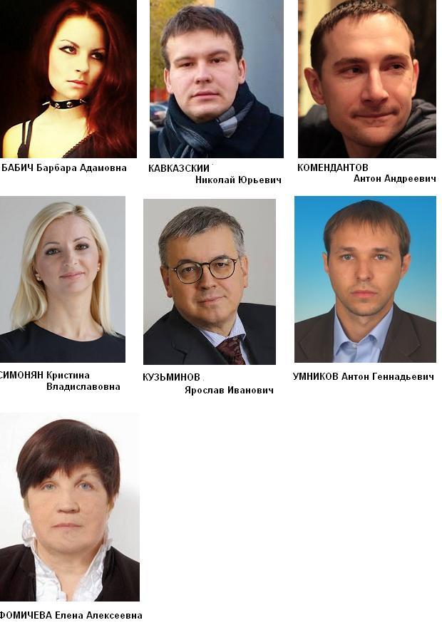 кандидаты в мосгордуму по 45 округу