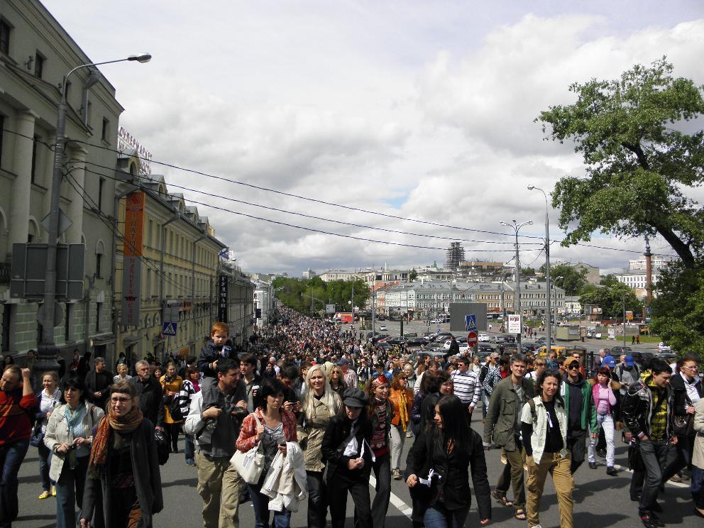 Прогулка - шествие-3