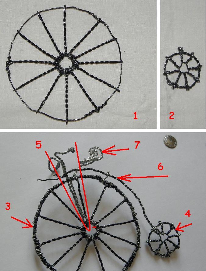 велосипед- ход работы1