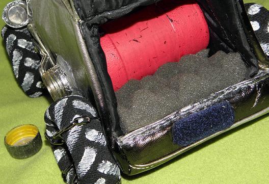 машина из сумки- багажник