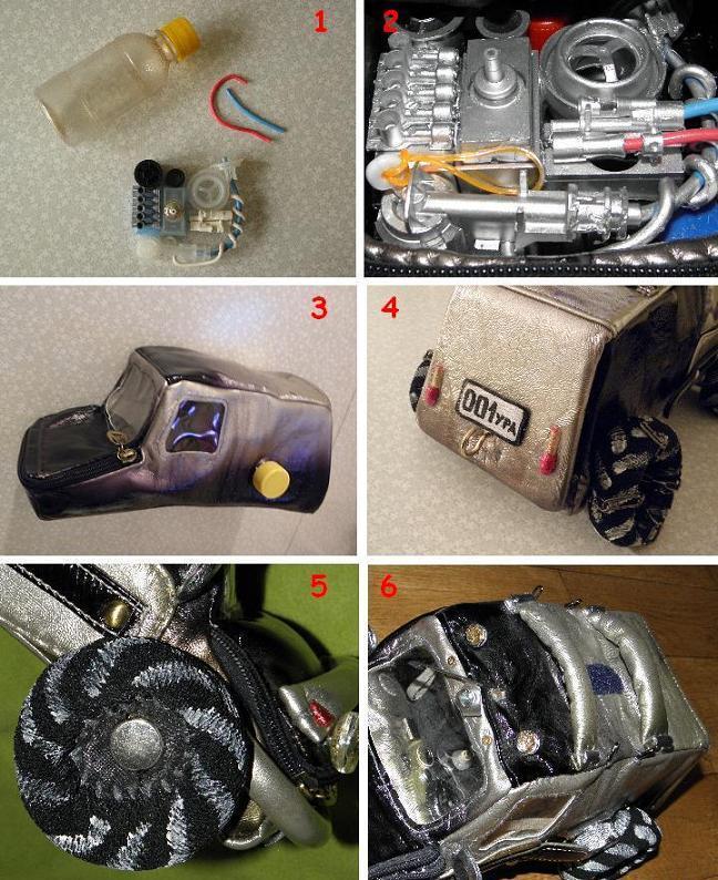 машина из сумки-3
