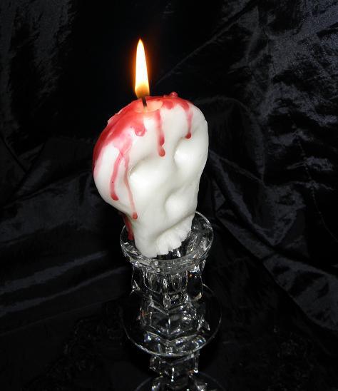 свеча-8