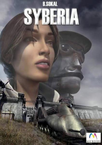 Syberia 1 Cover