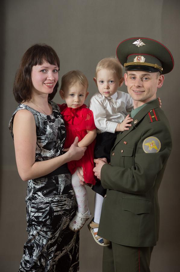 Картинка жены военных