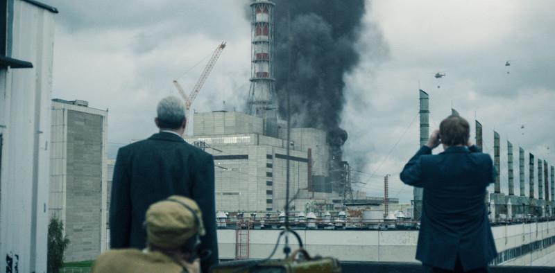 Чернобыль, кино и быль