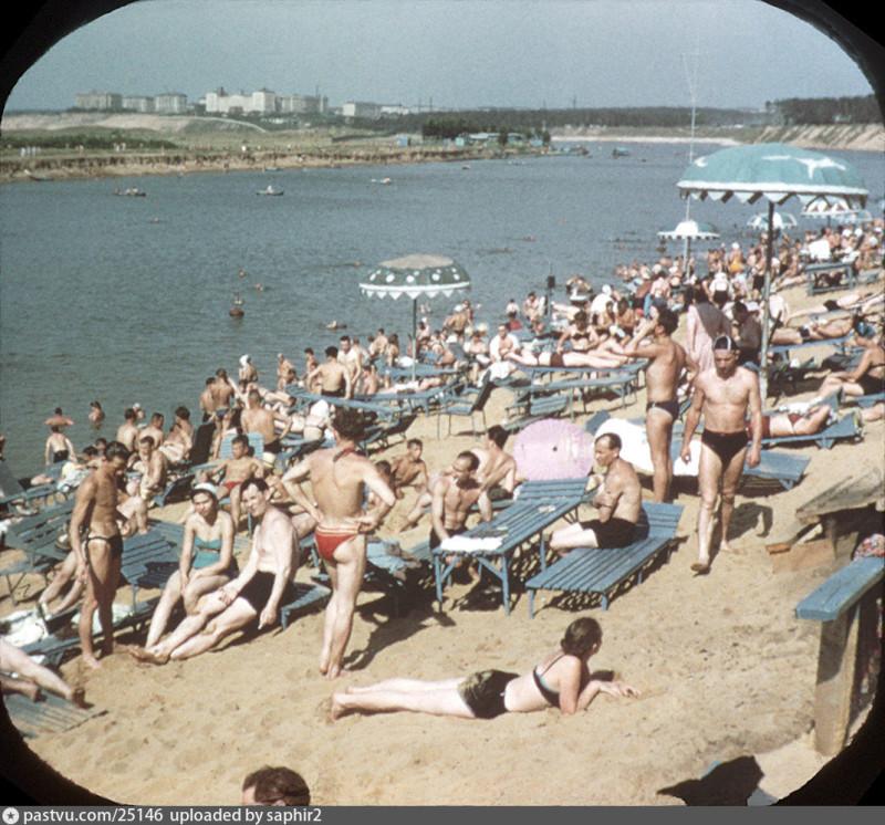 Почему россияне перестали купаться в реках?