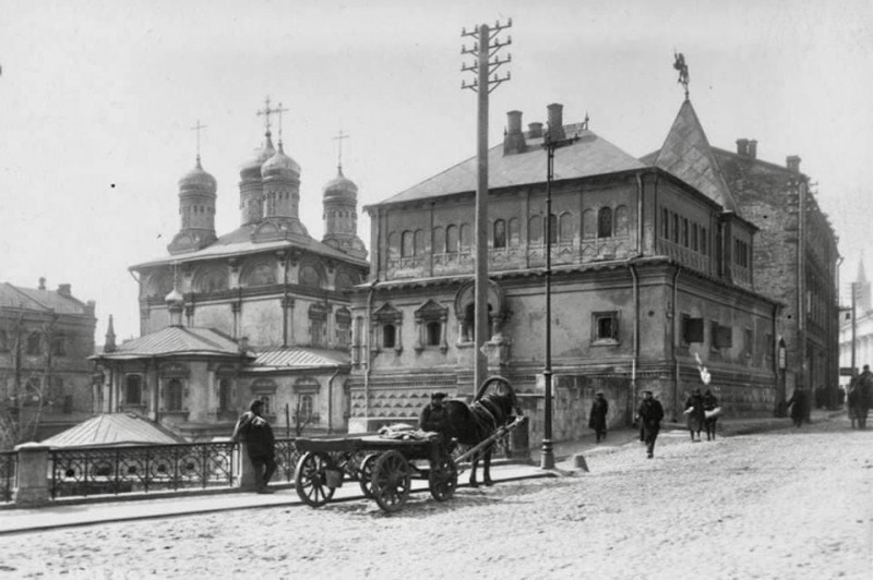 Немного старой Москвы