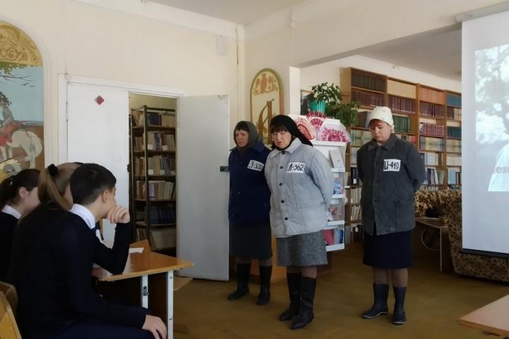 20181114_14-29-«Один день Ивана Денисовича» прожили библиотекари Кисловодска