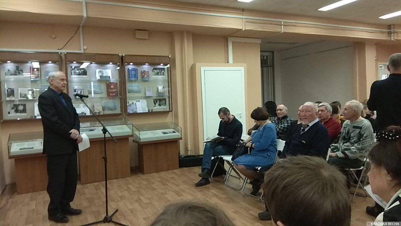 20181121_2018-К юбилею Солженицына в Самаре открылась выставка. Обрадовались не все-pic1