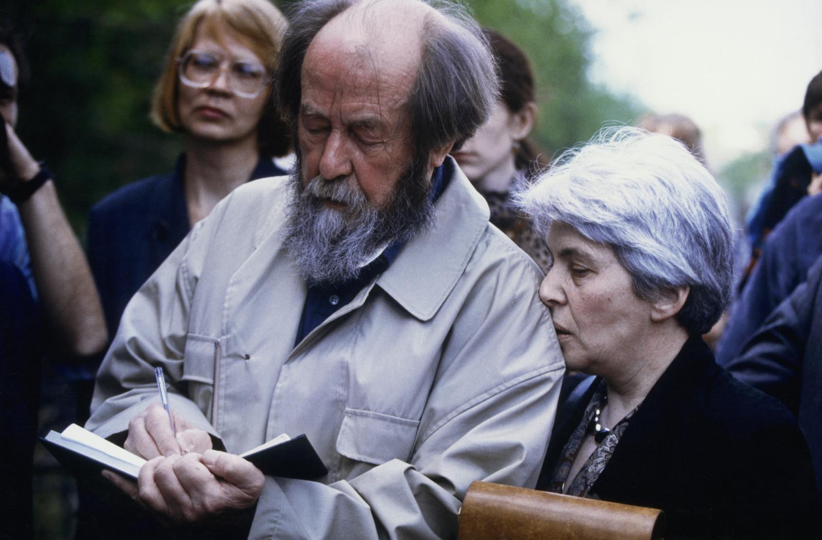20181123_07-59-Наталия Солженицына- К трудам мужа возвращаются, когда ситуация становится тревожной-pic1