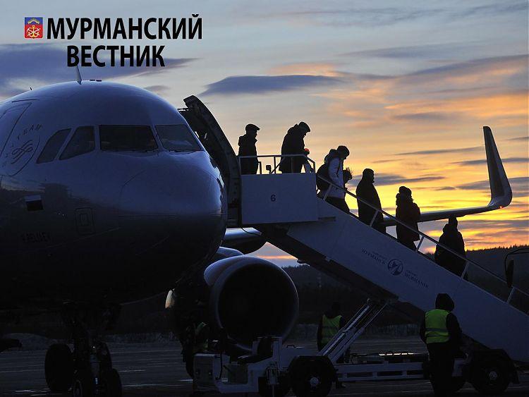 20181204-Члены региональной Общественной палаты высказались о присвоении второго имени аэропорту Мурманск