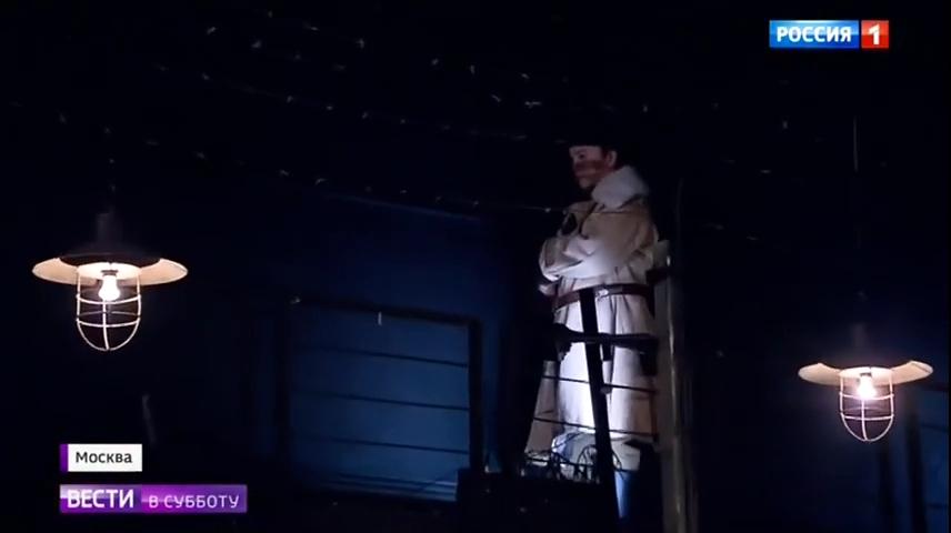 05-Вести в субботу- побывали на премьере очень необычной оперы - Россия 24