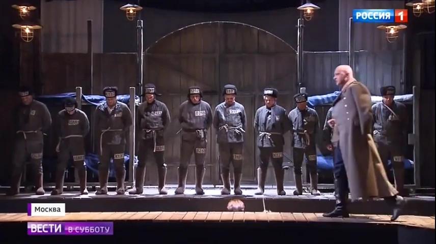 08-Вести в субботу- побывали на премьере очень необычной оперы - Россия 24