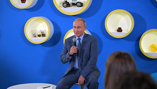20180901_19-46-Путин рассказал, что каждый раз смеется, перечитывая Гоголя