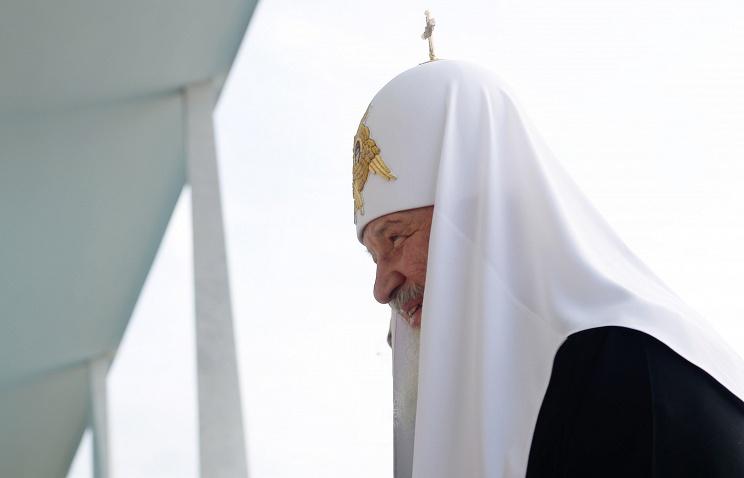 20160303_16-49-Патриарх Московский и всея Руси Кирилл