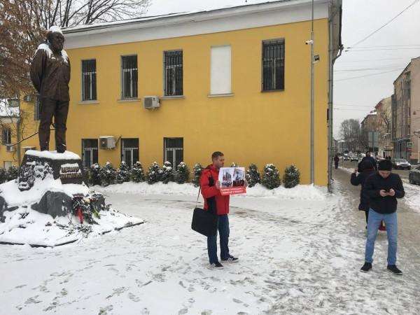 20181222_17-53-Противники концепта Солженицына протестуют у его памятника в Москве-pic4