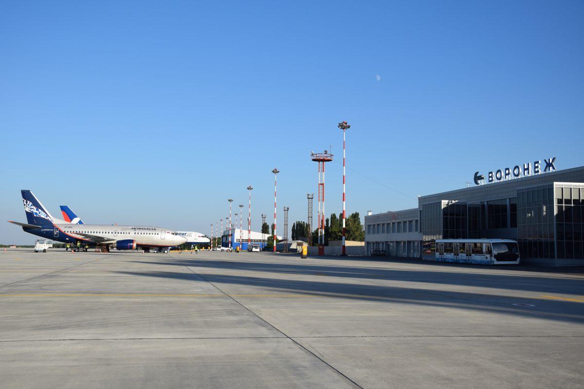 20181205-Аэропорт Воронежа поблагодарил участников голосования за имя воздушной гавани