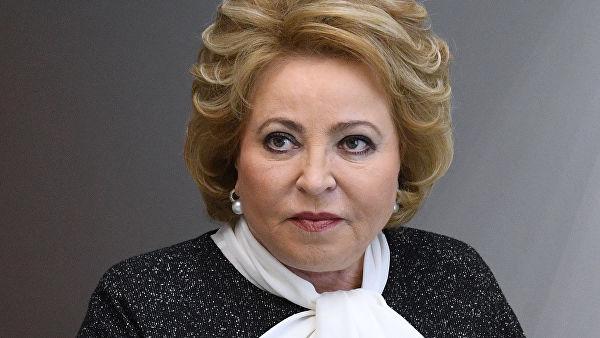 20181219_14-07-Произведения Солженицына помогают жить не во лжи, заявила Матвиенко