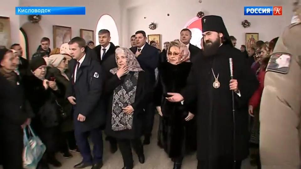 В Кисловодске открыли памятник Александру Солженицыну _ Новости культуры _ Tvkultura.ru-pic7