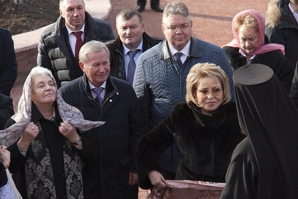 20181220_12-53-В Кисловодске открыли новый храм и памятник Солженицыну-pic1