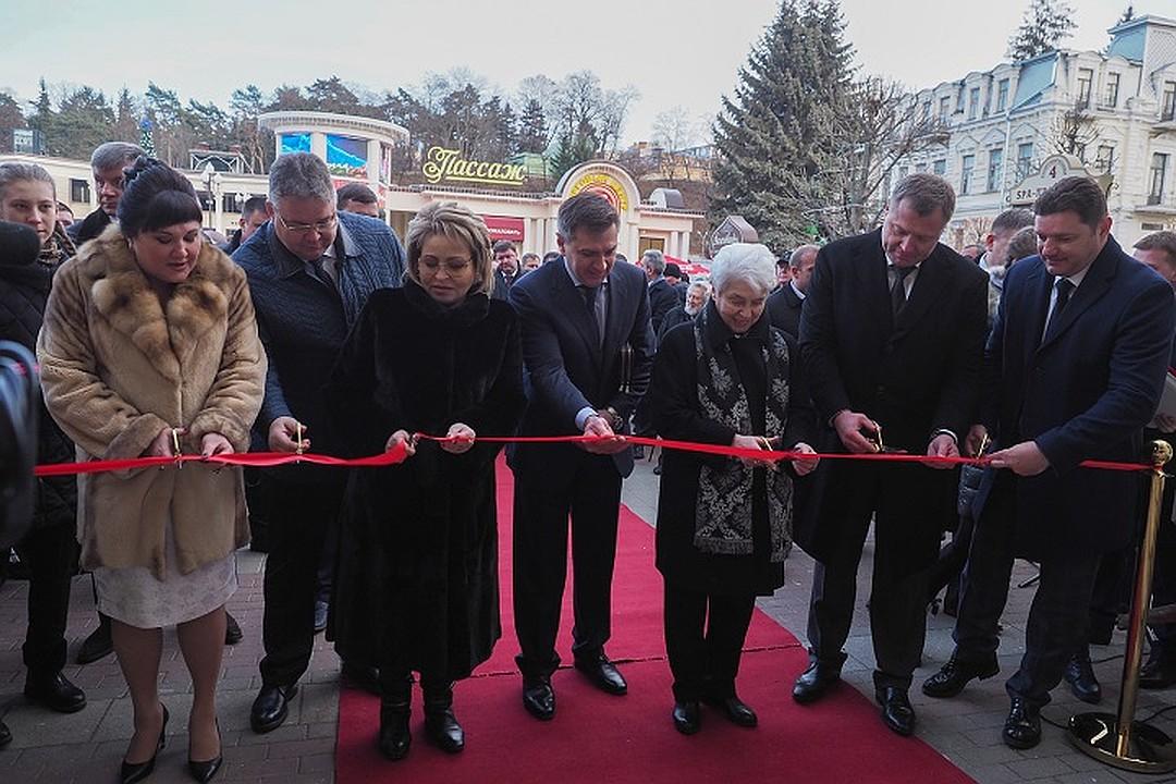 20181220_12-53-В Кисловодске открыли новый храм и памятник Солженицыну-pic4