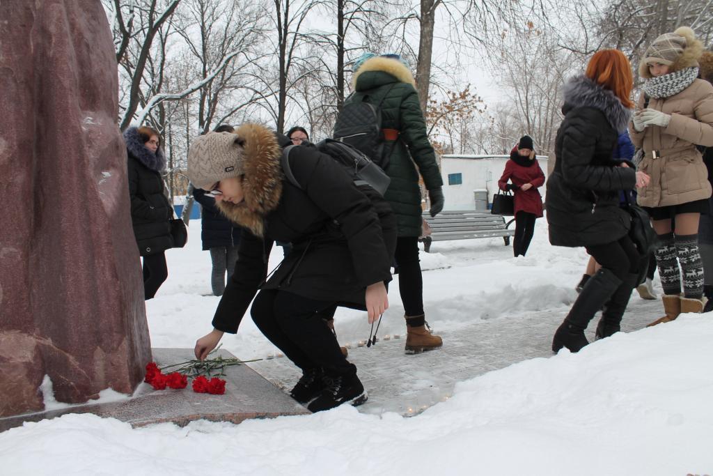 20181211-Мероприятие, посвященное 100-летию со дня рождения А.И. Солженицына и жертвам политических репрессий-picA