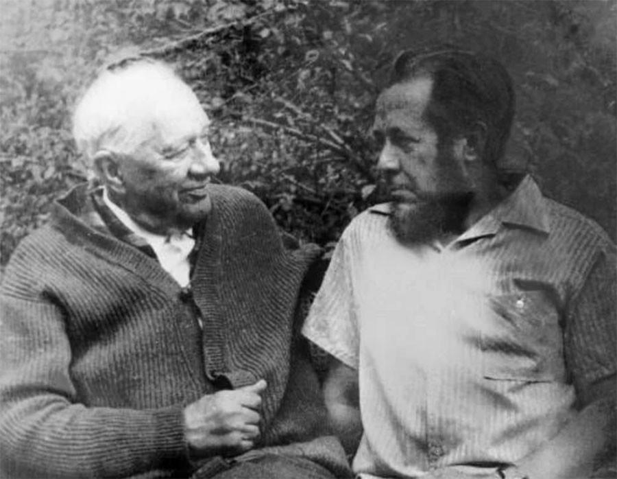 20181211_14-49-«Писатель, публицист и национальный мыслитель»- литературоведы и современники Солженицына — о его роли в истории России-pic3