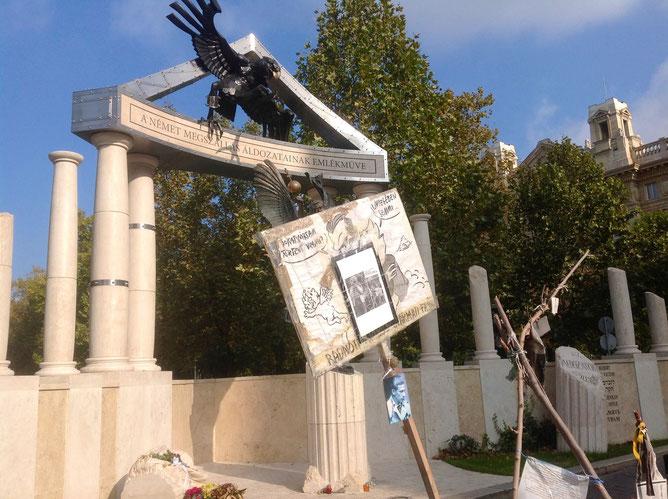 20141104-Два дня в Будапеште. Часть третья. Мемориал жертвам немецкой оккупации на площади Свободы -pic12