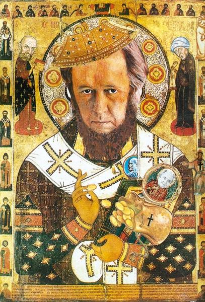 Флегон, А. Вокруг Солженицына-pic1